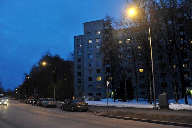 Murha tapahtui Kontulankaarella sijaitsevassa asunnossa helmikuussa 2010.
