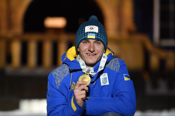 Dmitro Pidrutshnin MM-kulta viime vuonna on yksi ampumahiihdon yllättävimmistä mestaruuksista.