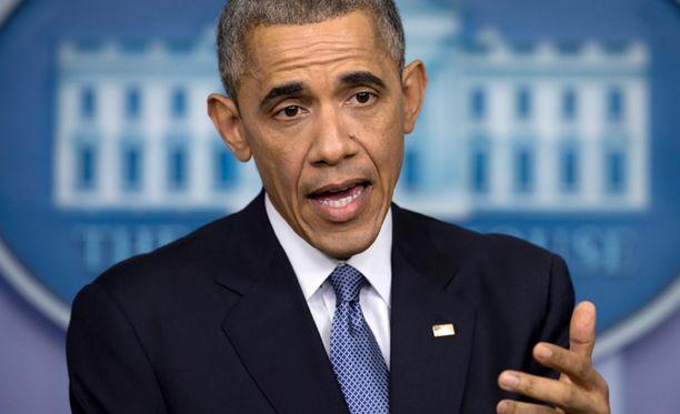 Obaman mukaan Kuuban hallinto sortaa yhä kansalaisiaan.