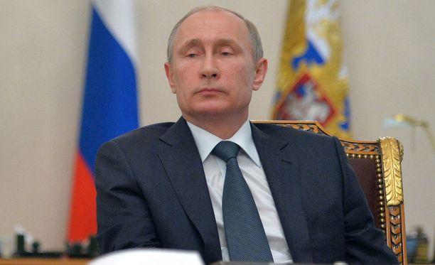 Vladimir Putinin ja Venäjän toimet Ukrainassa ovat kirvoittaneet ankaraa kritiikkiä USA:n mediassa.