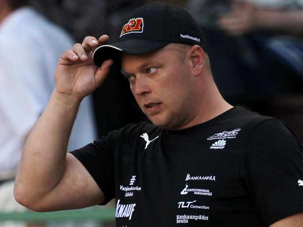Jukka Karttunen kertoi Iltalehdelle kokemastaan surusta.