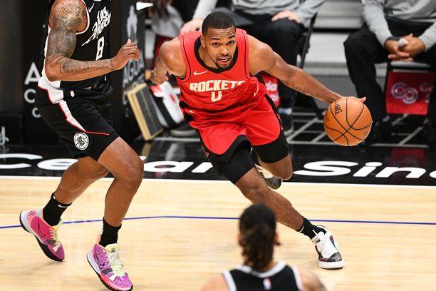 Sterling Brown edustaa NBA-seura Houston Rocketsia.