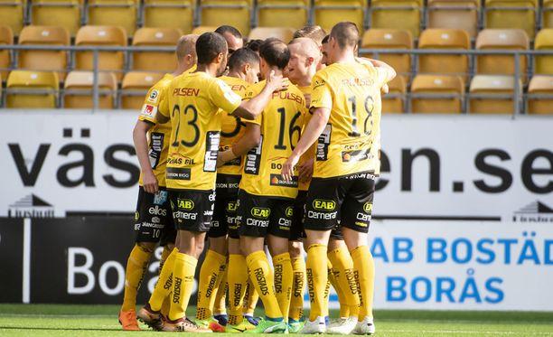 Vetovihje arvelee Elfsborgin ottavan voiton.