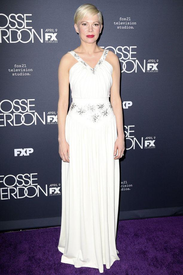 Michelle Williams sai parhaan naispääosan Golden Globe -palkinnon vuonna 2011 roolistaan elokuvassa My Week with Marilyn. Williamsille on kertynyt myös Oscar-ehdokkuuksia kuten elokuvasta Brokeback Mountain vuonna 2005.