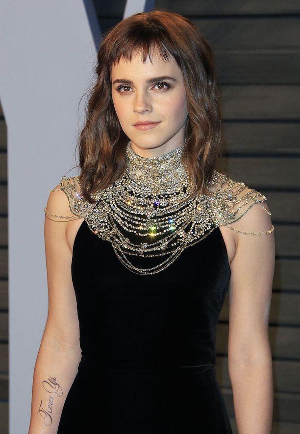 Emma Watsonin edellinen suhde tuli päätökseen viime syksynä.