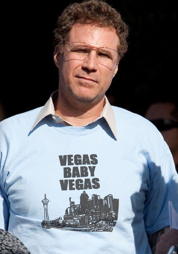 Will Ferrell on Hollywoodin ylipalkatuin tähti, kertoo Forbes-lehti.