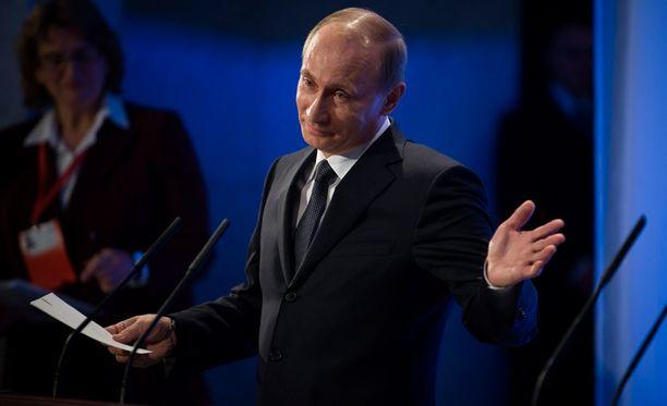 Ei voi mitään, jos kaasu loppuu. Putin ei anna kaasuvelkoja anteeksi.