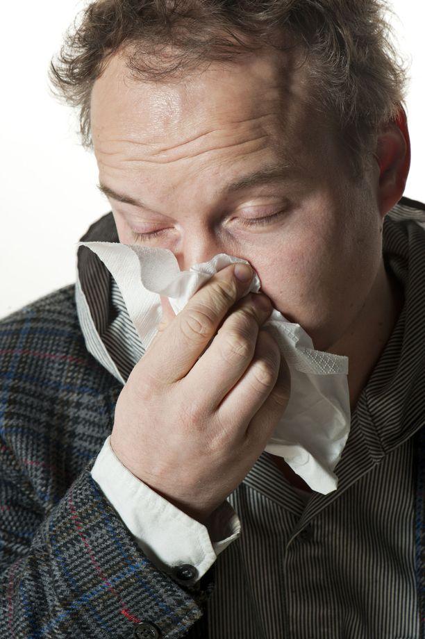 Helsingissä nenäliinat kehotetaan laittamaan jatkossa sekajätteeseen.