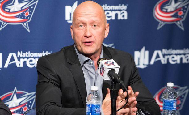 Jarmo Kekäläinen ei onnistunut vakuuttamaan Vladislav Gavrikovia NHL-uran aloittamisesta.