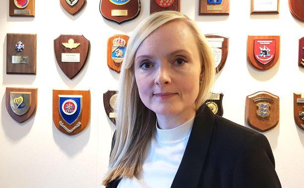 Sisäministeri Maria Ohisalon mukaan Rajavartiolaitoksen resurssit ovat mahdollisesti jopa niukemmat kuin poliisilla.