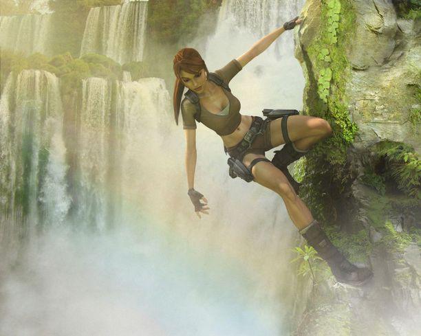 Tomb Raider: Legend 2006