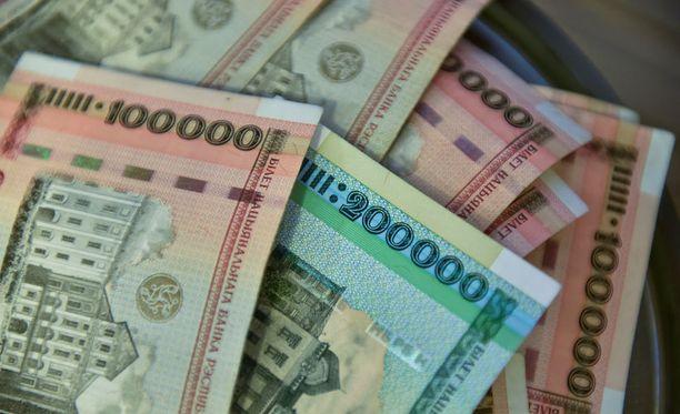 Forex ostaa vielä ruplia, mutta niiden kauppa käy huonosti.