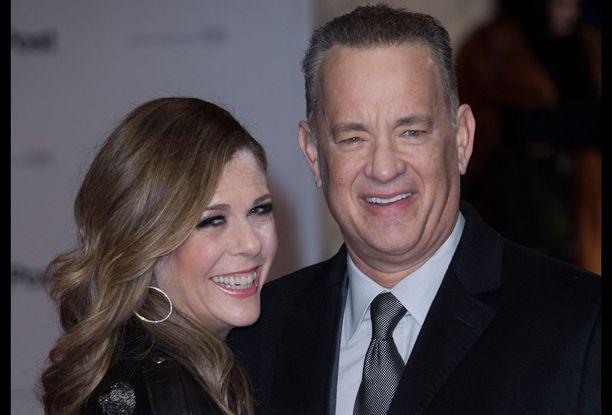 Tom Hanks ja hänen vaimonsa Rita Wilson ovat olleet naimisissa lähes 30 vuotta.