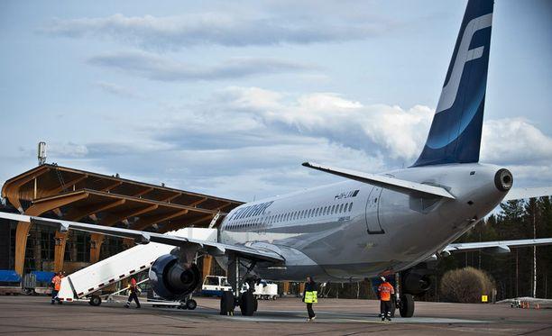 Finnair ilmoitti tänään alottavansa uudet yt:t.