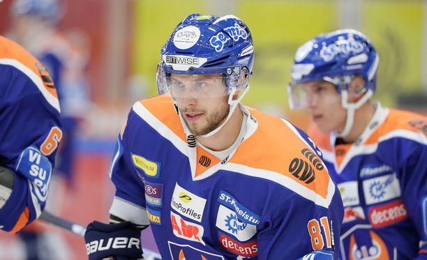Tappara voitti myös Lappeenrannassa.