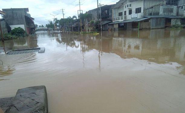 Pahin myrsky on jo siirtynyt Filippiineiltä eteenpäin länteen.