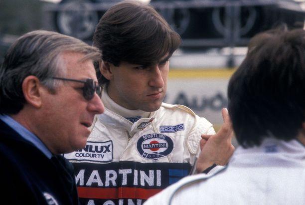 Henri Toivonen voitti legendaarisen Lancia Delta S4:n ensimmäisen kilpailun 1985.