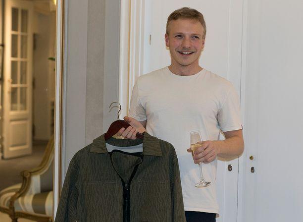 Designer's Nest -kilpailun voitti suomalaisen mutta Norjassa opiskelleen Axel Enqvistin maisterimallisto.