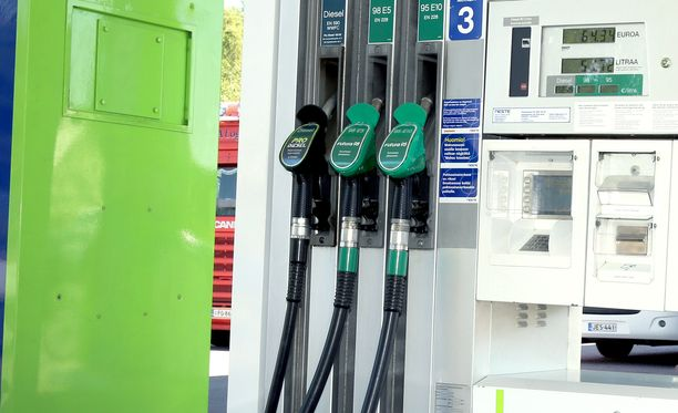 Ensi viikon lakko voi näkyä bensa-asemilla.