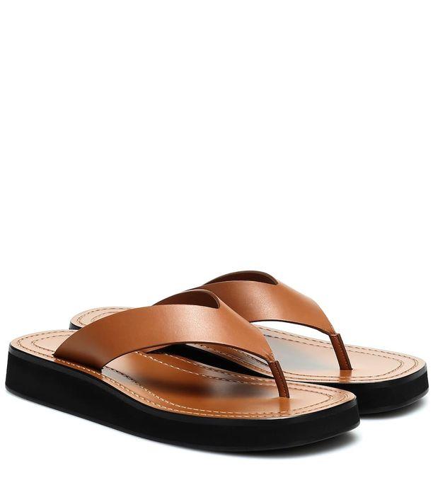 The Row Ginza sandaalit kopioi tyyli