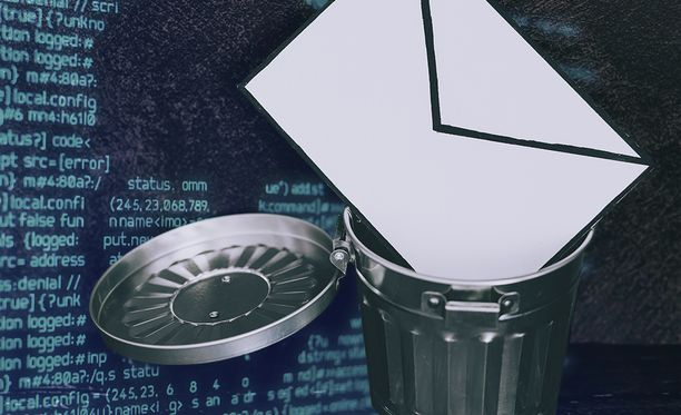 Roskapostin välityksellä yritetään levittää haittaohjelmia.
