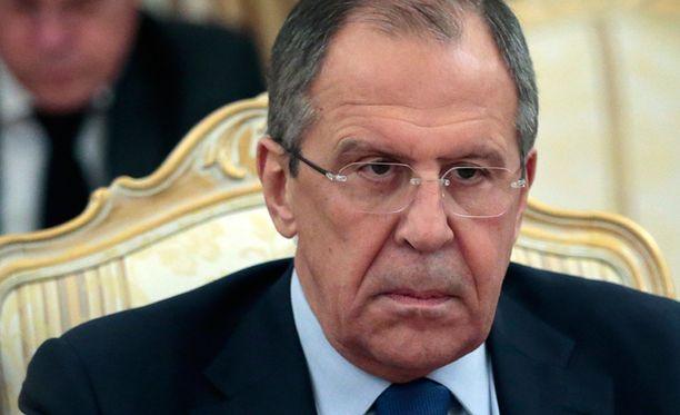 Sergei Lavrov pitää Naton laajentumista virheenä.