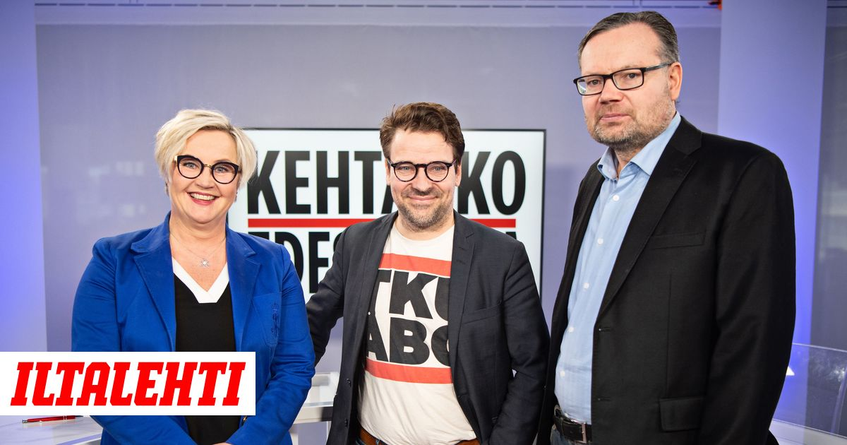 Ville Niinistö Sauli Niinistö