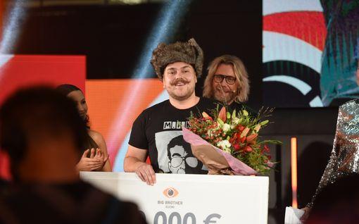 """Joel voitti Big Brotherin - """"Mahtava reissu, vielä mahtavampaa että voitin!"""""""
