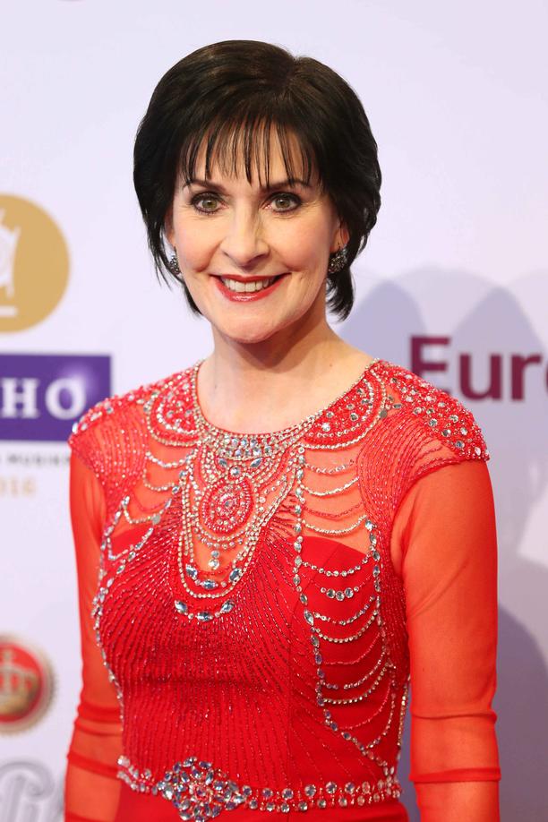 Enya Echo-palkintogaalassa Berliinissä huhtikuussa.