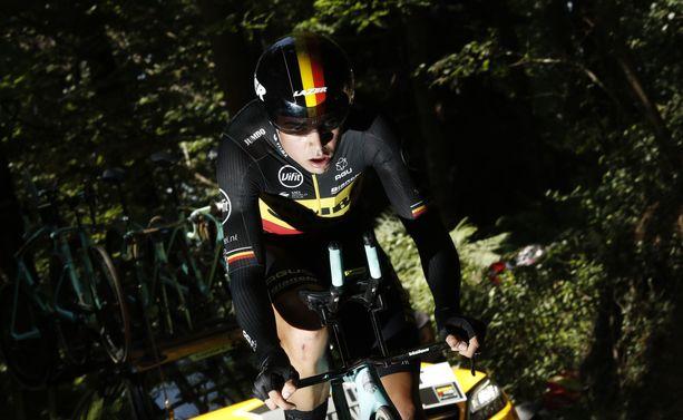 Wout Van Aert osallistuu ensimmäistä kertaa Ranskan ympäriajoon.