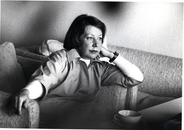 Marimekon perustaja ja toimitusjohtaja Armi Ratia vuonna 1979.