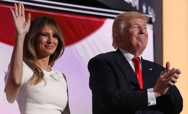 New York Post julkaisi kesällä Melania Trumpista nakukuvia, jotka on otettu vuonna 1995.