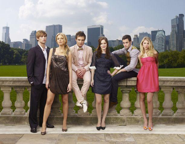 Gossip Girl on Cecily von Ziegesarin kirjasarjaan perustuva televisiosarja. Sarjasta tehtiin kuusi tuotantokautta.
