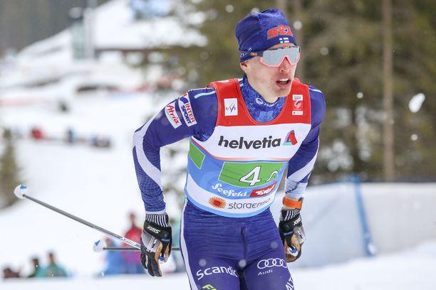 Iivo Niskanen jätti Falunin 15 kilometrin kisan väliin.