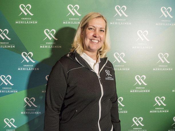 Ortopedian ja traumatologian erikoislääkäri Sikri Tukiainen on alppimaajoukkueen uusi lääkäri.