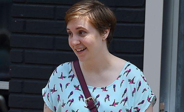 Lena Dunham on Girls-sarjan päätähti sekä luoja.