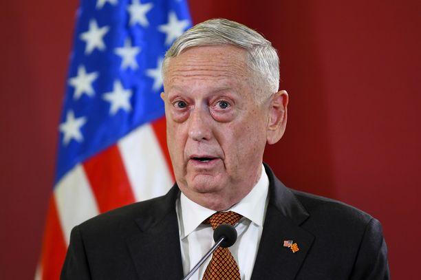 James Mattis voi olla matkalla ulos Pentagonin piikkipaikalta.