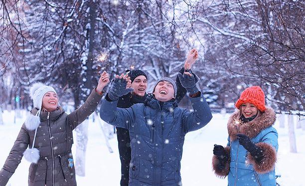 Sää kylmenee uudenvuodenaattona hieman koko maassa.