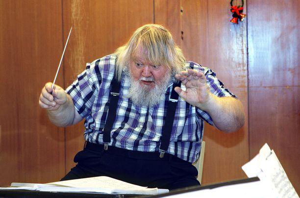 Leif Segerstam nähdään Heinäveden musiikkipäivien avajaiskonsertissa.