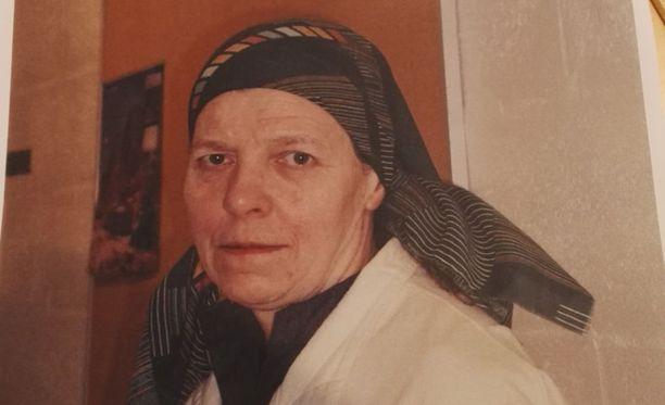 Irmeli Vuolle katosi Heinävedellä 11. heinäkuuta.