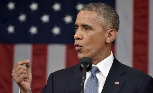 Obama ei maininnut puheessaan enää terroristijärjestö al-Qaidaa, vaan Isisin.