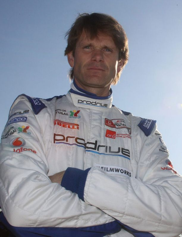 Marcus Grönholm Portugalin rallissa vuonna 2009.