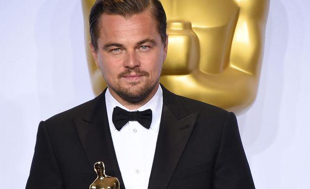 Leonardo DiCaprio sai vihdoin palkintopystinsä.