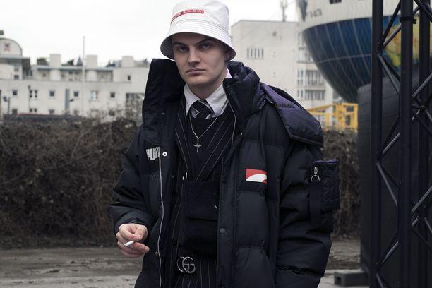 Unisex-hattu sopii jokaiseen päähän.