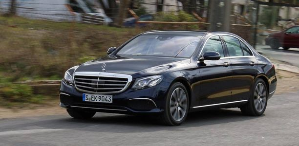 Uusi E-sarjan Mercedes on noussut tähtimerkin tekniseksi lippulaivaksi.