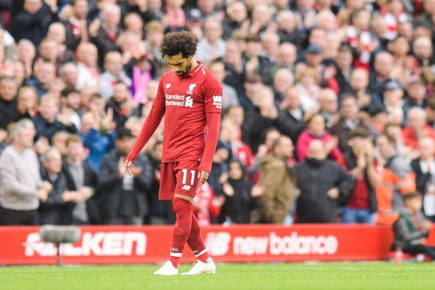 Liverpool tarvitsee huippuvireistä Mo Salahia voittaakseen Manchester Cityn.