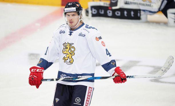 Antti Pihlström ei ehdi kuntoutua olympialaisiin.