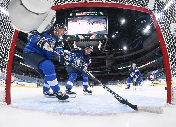 Suomi on nyt voittanut molemmat ottelunsa jääkiekon alle 20-vuotiaiden MM-kisoissa.