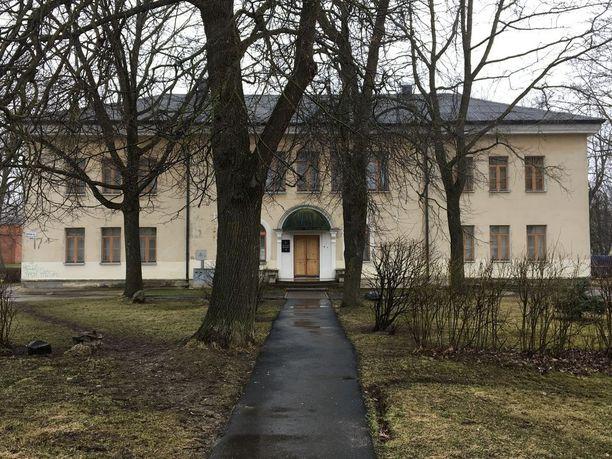 Sillamäen museo on pieni ja mielenkiintoinen.