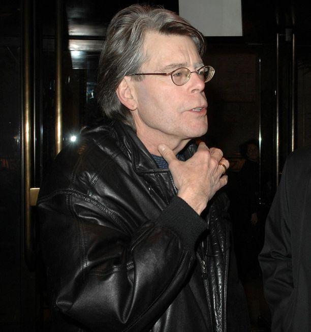 Stephen King kirjoittaa Hohdolle jatko-osaa.